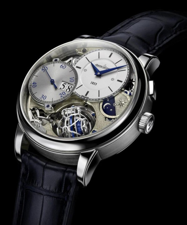 Jaeger-LeCoultre Master Grande Tradition Gyrotourbillon 3 Jubilee