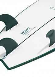 Crocodiles On The Beaches! Lacoste Lab's Eco-Friendly Surfboard