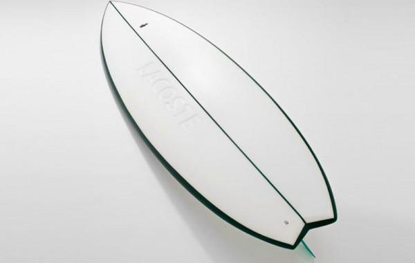Lacoste LAB's Surfboard