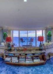 Larry Hagman's Penthouse in Santa Monica
