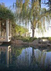 Larry Hagman's 43-acre Ojai Ranch