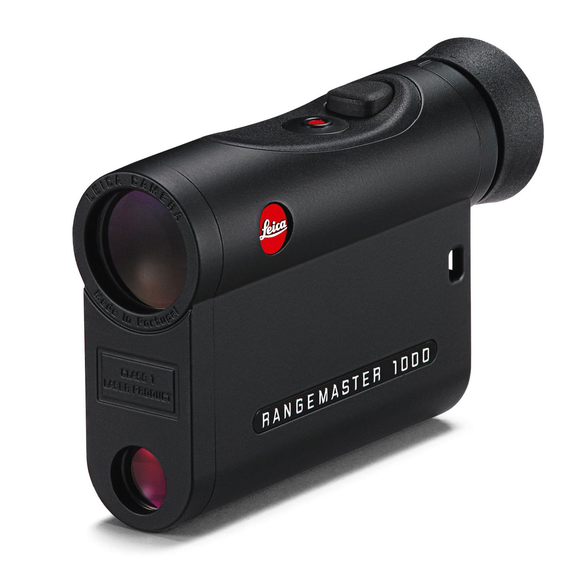 The Rangemaster CRF 1000-R calculates automatically, based on the linear distance and the angle, the equivalent distance that the projectile would travel when fired horizontally (equivalent horizontal distance)