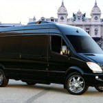 Lexani Motorcars Presented Mercedes-Benz Sprinter L5-B