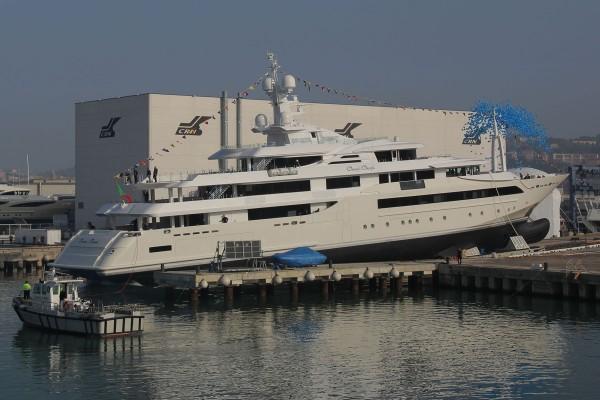 Luxury 80m Chopi Chopi Yacht