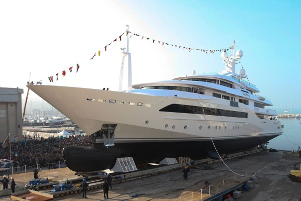 Luxury 80m Chopi Chopi Yacht