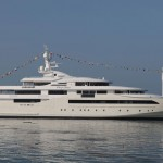 Luxury 80m Chopi Chopi – CRN's Largest Yacht Launched in Ankona
