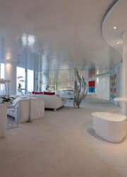 Luxury Condo with Multimillion-dollar Garage