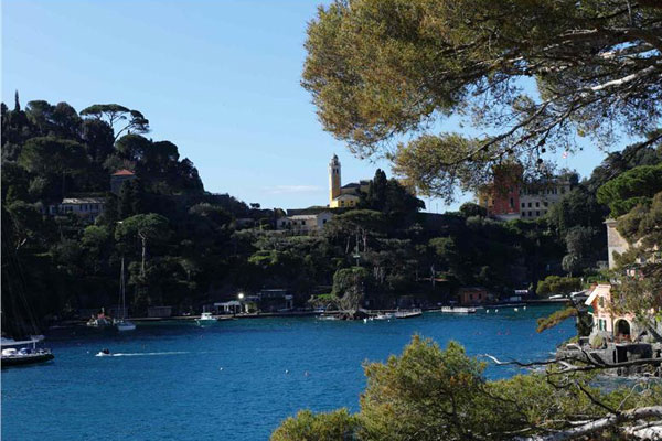 Luxury Historic Estate in Portofino