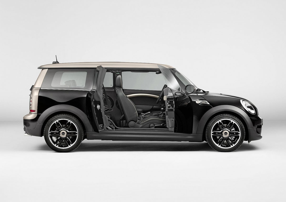 Mini Clubman Bond Street For Geneva Motor Show