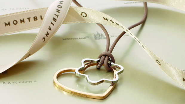 Montblanc 2013 Valentine's Day Necklace