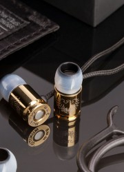 Munitio's Nines Tactical Earphones at CES 2013