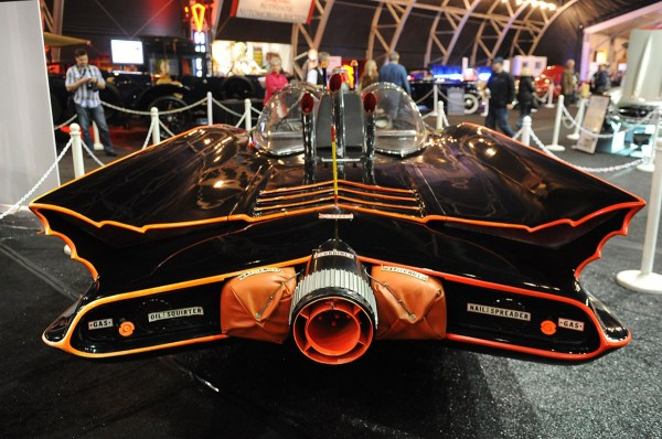 Original 1966 Batmobile