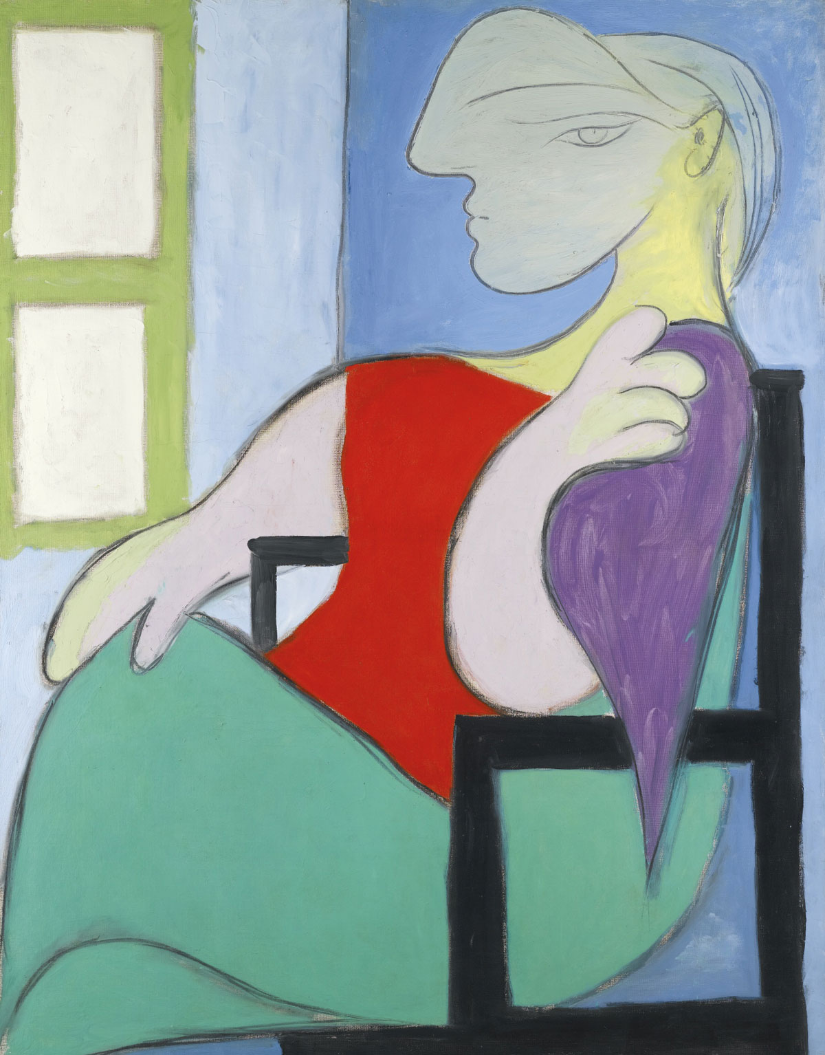 Pablo Picasso's 'Golden Muse' at Sotheby's  for $56 Million