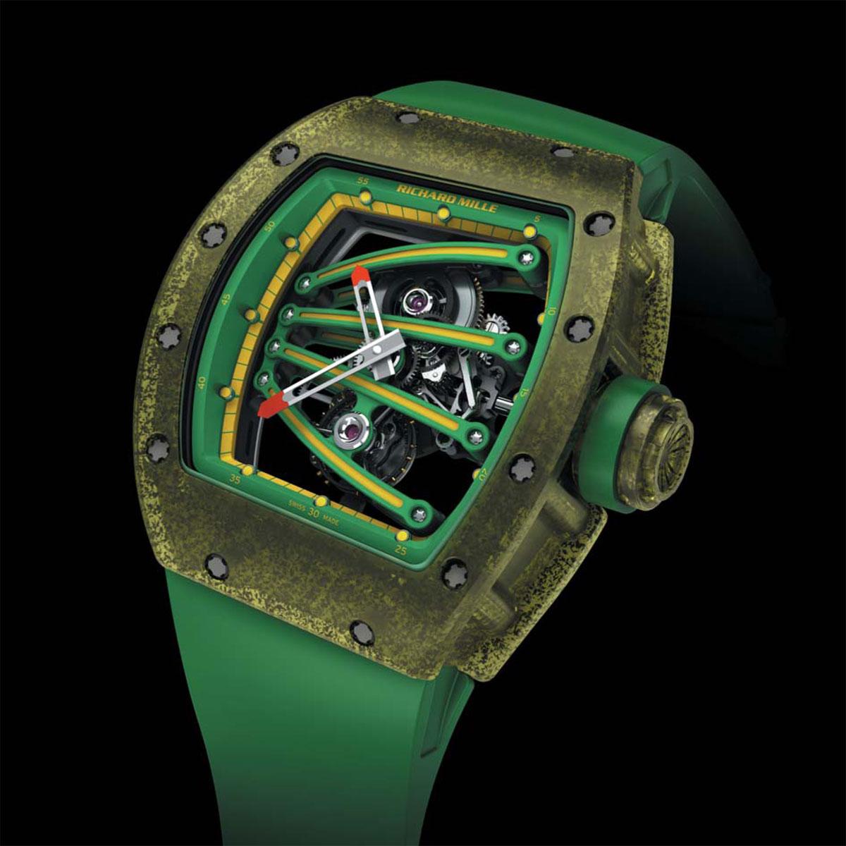 RM 59-01 for Yohan Blake