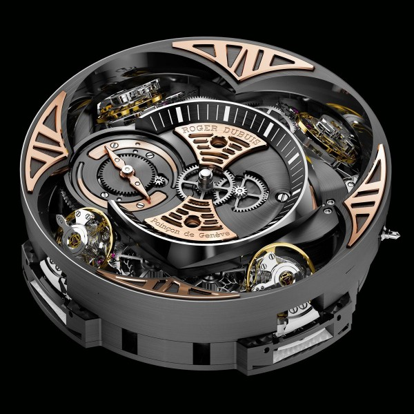 Roger Dubuis Excalibur Quatuor 16Hz Watch