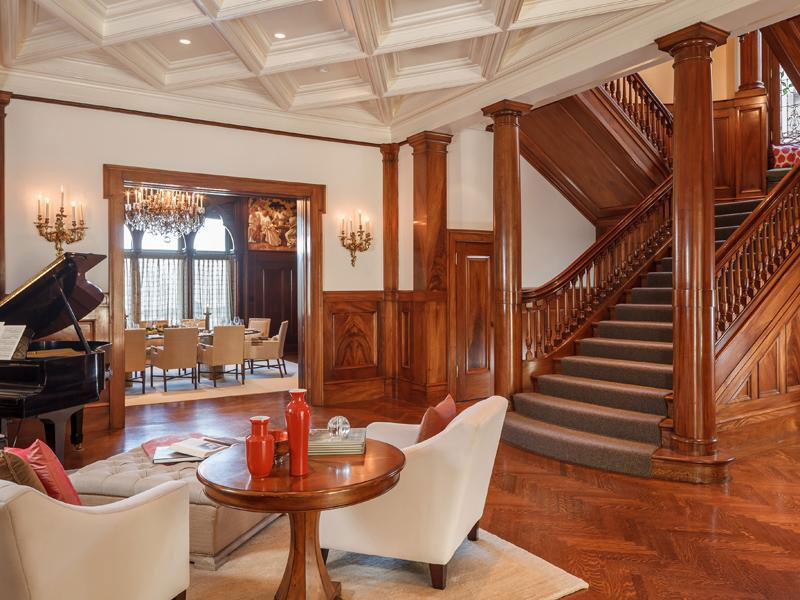 San Francisco's Hellman Mansion on Market for $14.9 Million