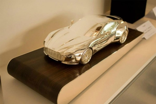 Silver By Aston Martin Luxury Homewares