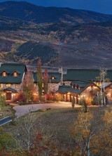 Steamboat Springs Majestic Mountain Estate Overlooking Stagecoach Lake Set for Auction