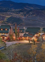 Steamboat Springs Majestic Mountain Estate