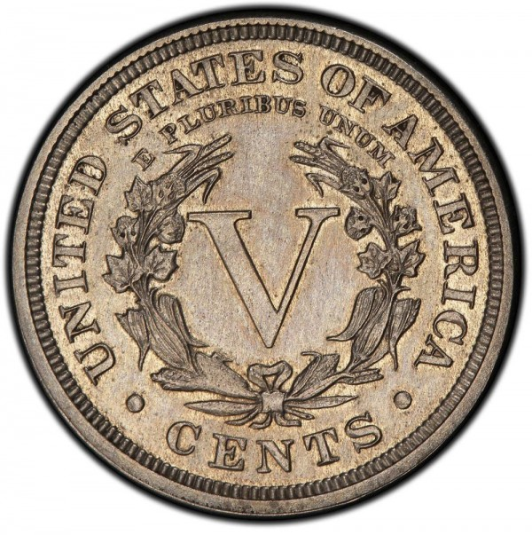This authentic 1913 Liberty Head nickel was hidden in a Virginia closet for decades after its owners were mistakenly told it was a fake