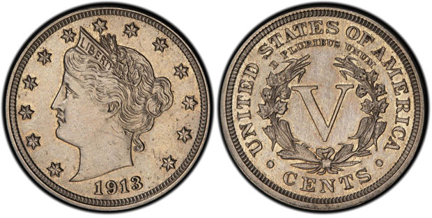 Famous Lost Nickel from 1913 Sold for $3.17 Million at Heritage Auction