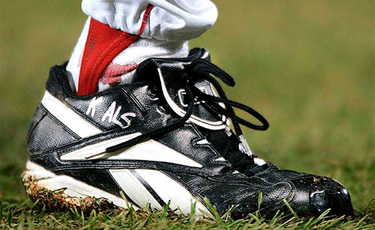 Curt Schilling's Bloody Sock from Game Two of the 2004 World Series Expected to Fetch $100,000
