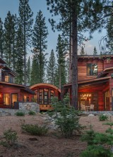 $7.9 Million Magnificent Custom Home 186 at Martis Camp
