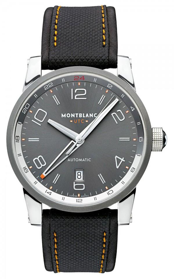 The Montblanc TimeWalker Voyager UTC