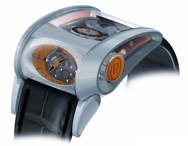 The Parmigiani Fleurier Bugatti Vitesse &#8211; Only for Selected