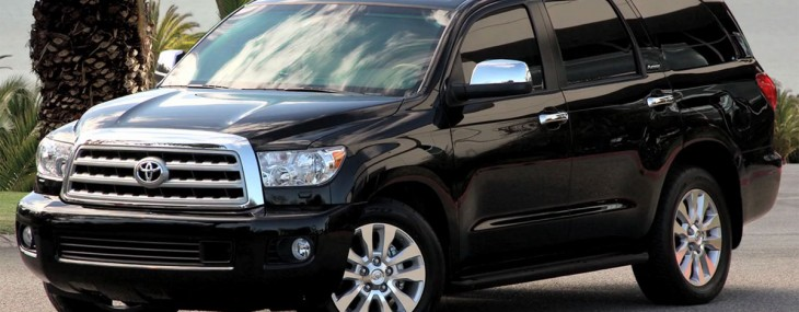 Get Yourself Toyota Sequoia by Lexani Motorcars and Be in Gangnam Style