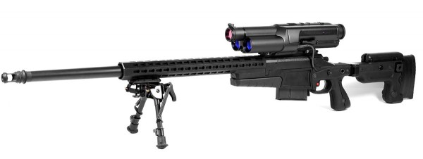 TrackingPoint's Precision Guided Firearms