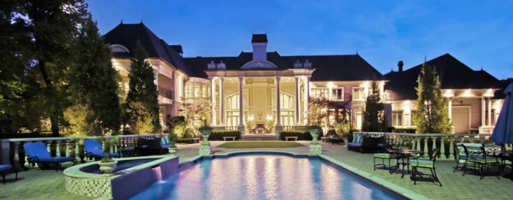 Unparalleled Prime Estate in Mississauga, Ontario on Sale for $14.9 Million