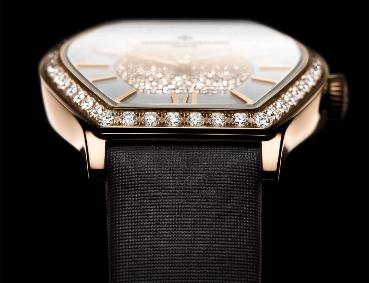 Vacheron Constantin's Malte Lady at SIHH 2013