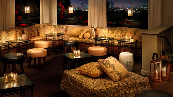 Valentine's Day Penthouse Packages at Morgan Hotels