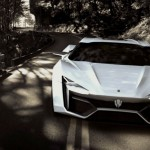 2013 LykanHypersport – Arab World's First High Performance Luxury Sports Car