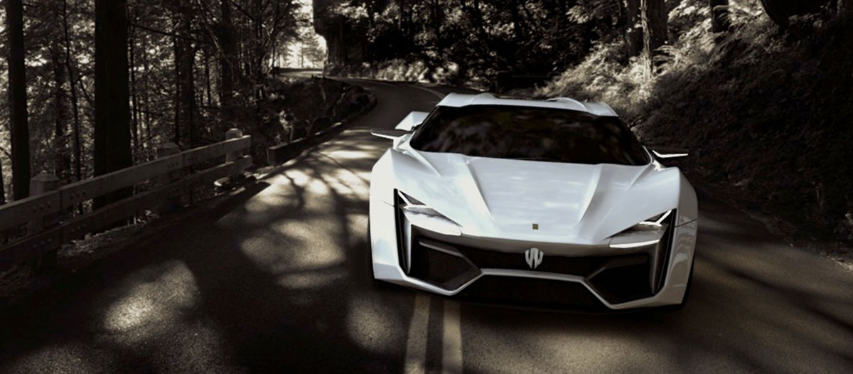 W Motors' $3.4 Million LykanHypersport