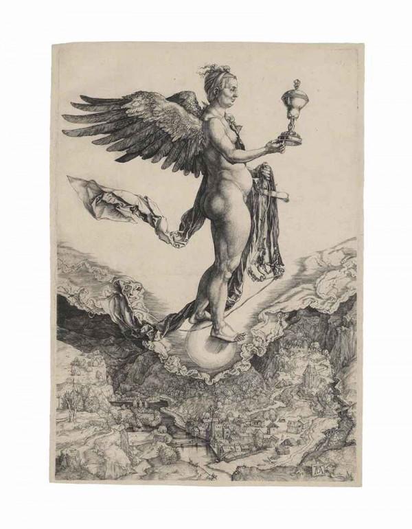 Albrecht Dürer - Nemesis