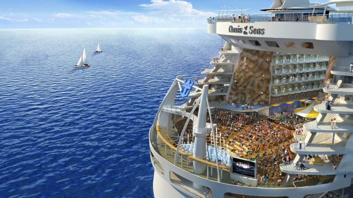 Royal Caribbean Launching The Worlds Biggest Cruise Ships
