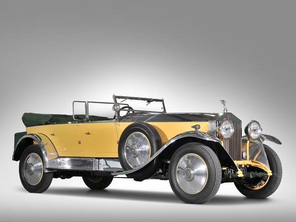 1929 Rolls-Royce Phantom I Open Tourer