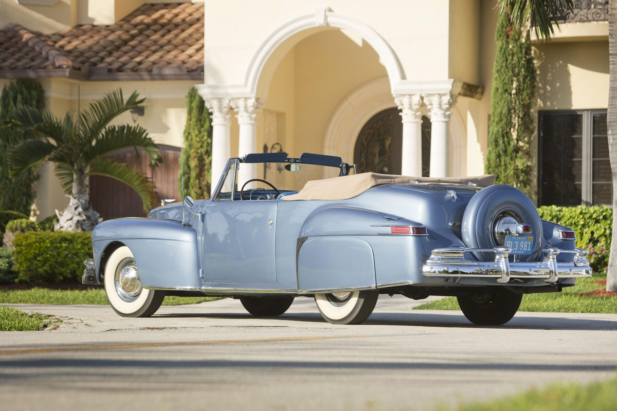 1946 Lincoln Continental Convertible