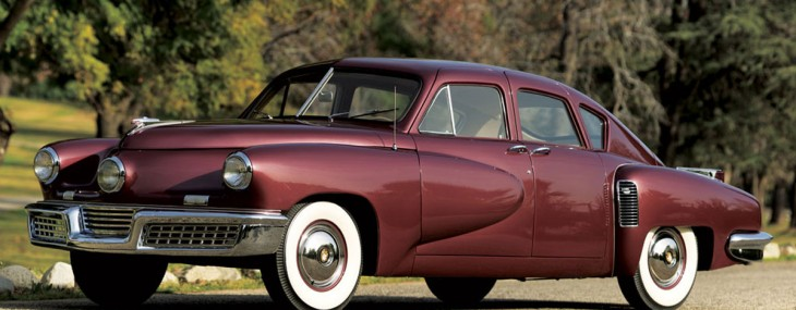 1948 Tucker 48 On RM Auction