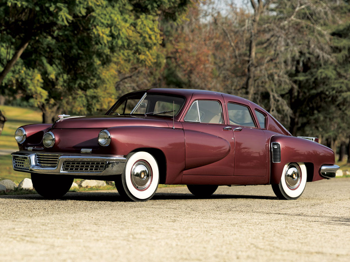 1948 Tucker 48 On RM Auction