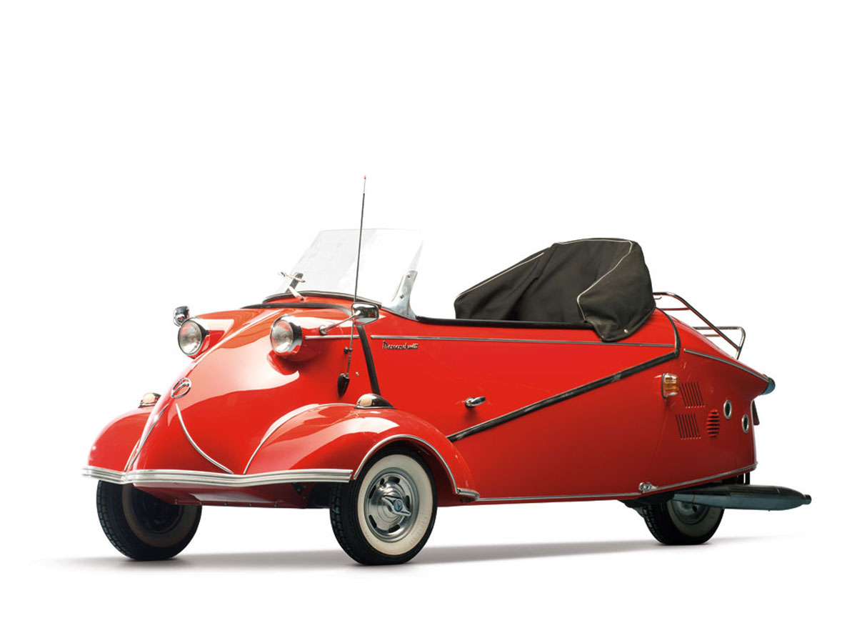 Messerschmitt KR   The Müscleheaded Blog