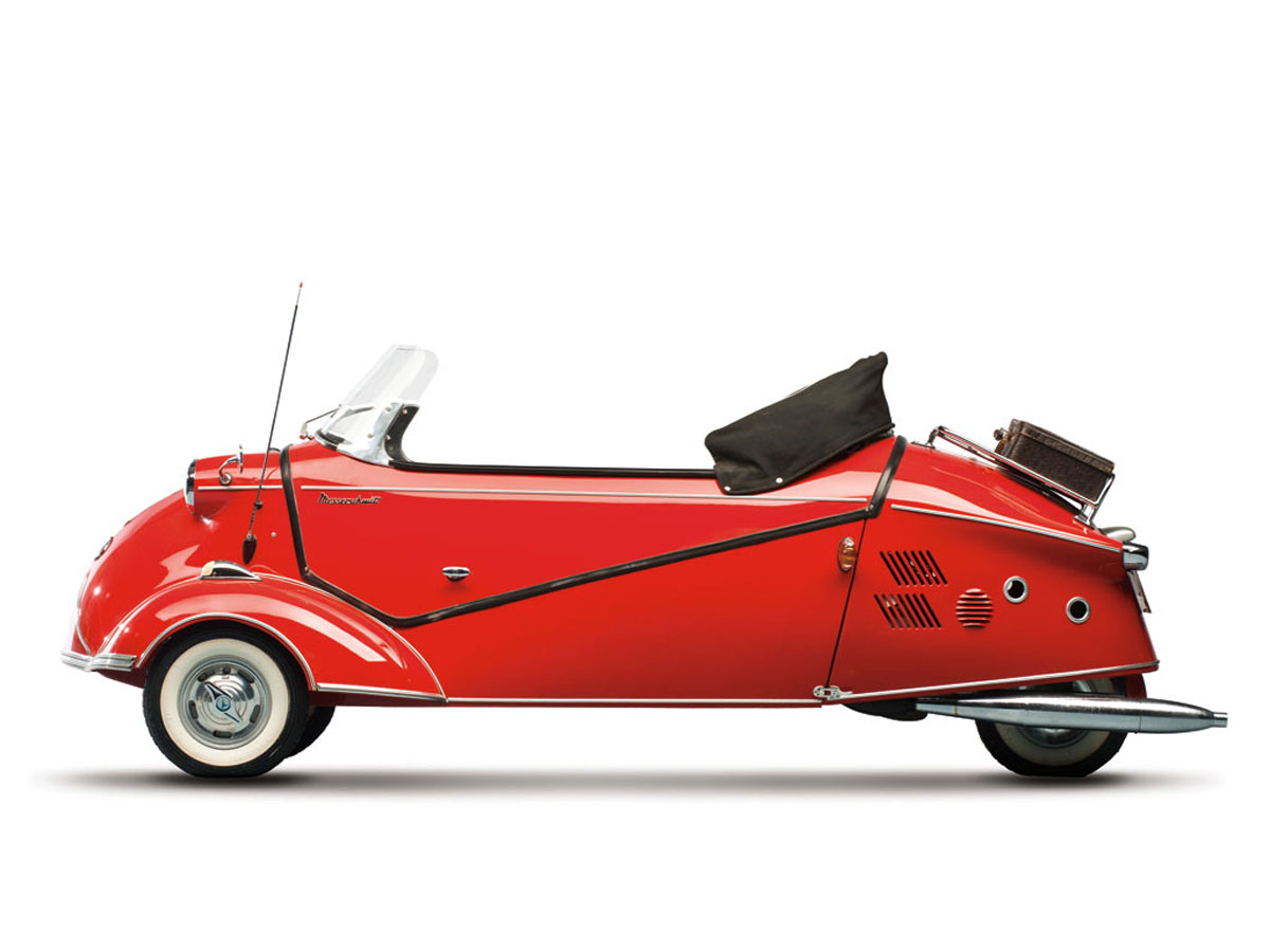 1957 Messerschmitt KR 201 Roadster on RM Auction