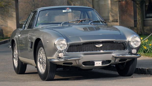1960 Aston Martin DB4GT Bertone &#8216;Jet&#8217; Expected Reach $5.95 million