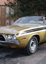 1971 Dodge 340 Challenger Convertible