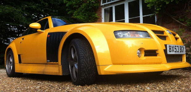 Rare 2004 MG X-Power SV Coup On Bonhams Oxford Auction Sale