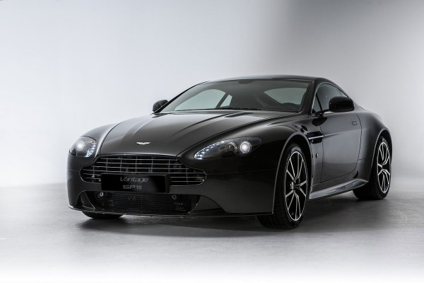 2013 Aston Martin V8 Vantage SP10 Special Edition