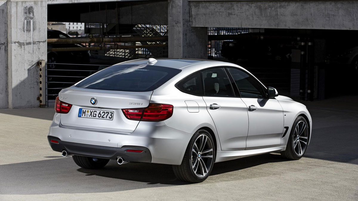 new 2014 bmw 3 series gran turismo extravaganzi. Black Bedroom Furniture Sets. Home Design Ideas