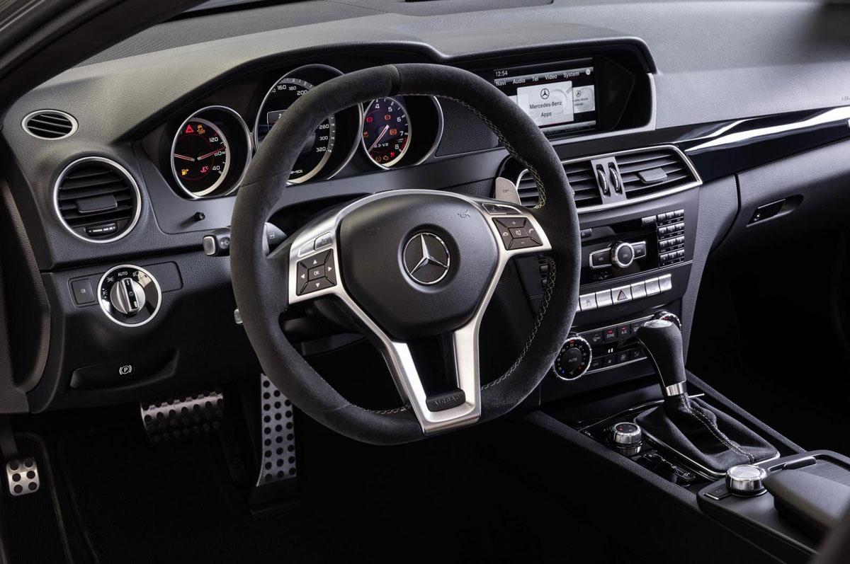 2014 Mercedes-Benz C63 AMG Interior